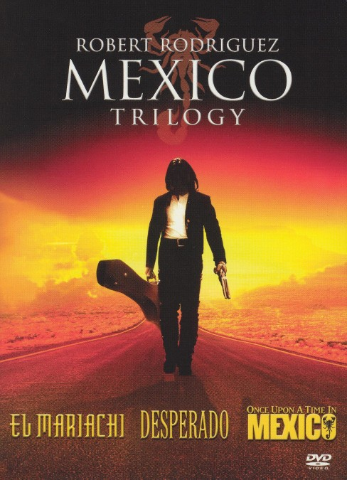 Robert Rodreguez Mexico Trilogy (DVD) - image 1 of 1