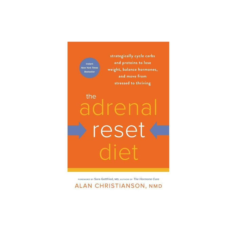 The Adrenal Reset Diet By Alan Christianson Paperback