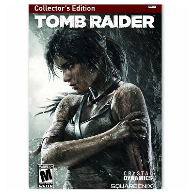 Tomb Raider Collector S Edition Pc Game Digital Target