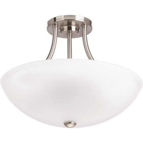 Light Semi Flush Ceiling