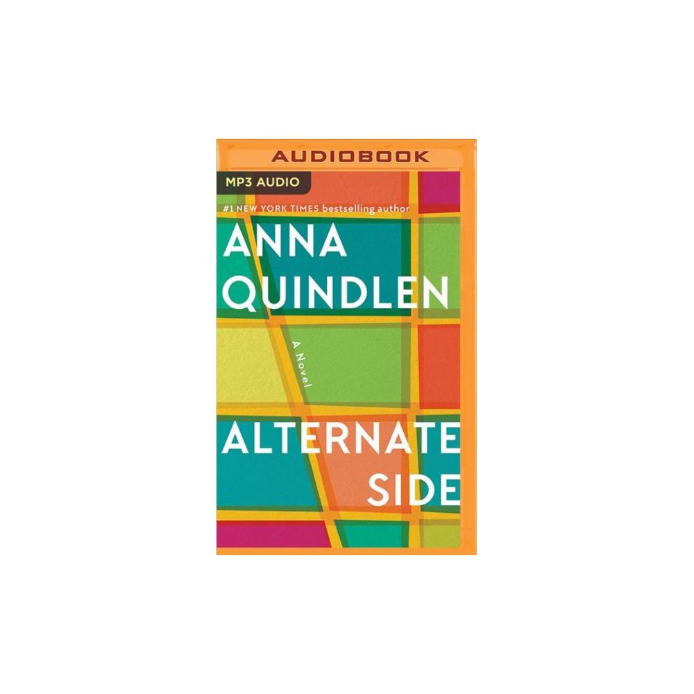 Alternate Side - MP3 Una by Anna Quindlen (MP3-CD)