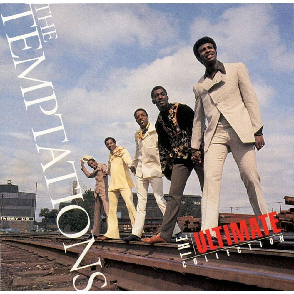 The Temptations - The Ultimate Collection (CD)