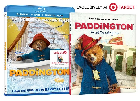 Paddington (Blu-ray/DVD) - Target Exclusive - image 1 of 1