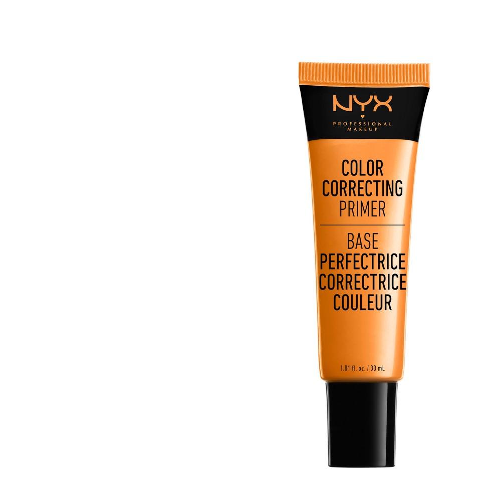 Nyx Professional Makeup Color Correcting Liquid Primer Peach (Pink) - 1.01 fl oz