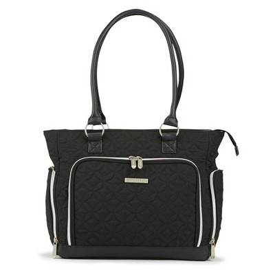 Bananafish Breast Pump Tote - Black