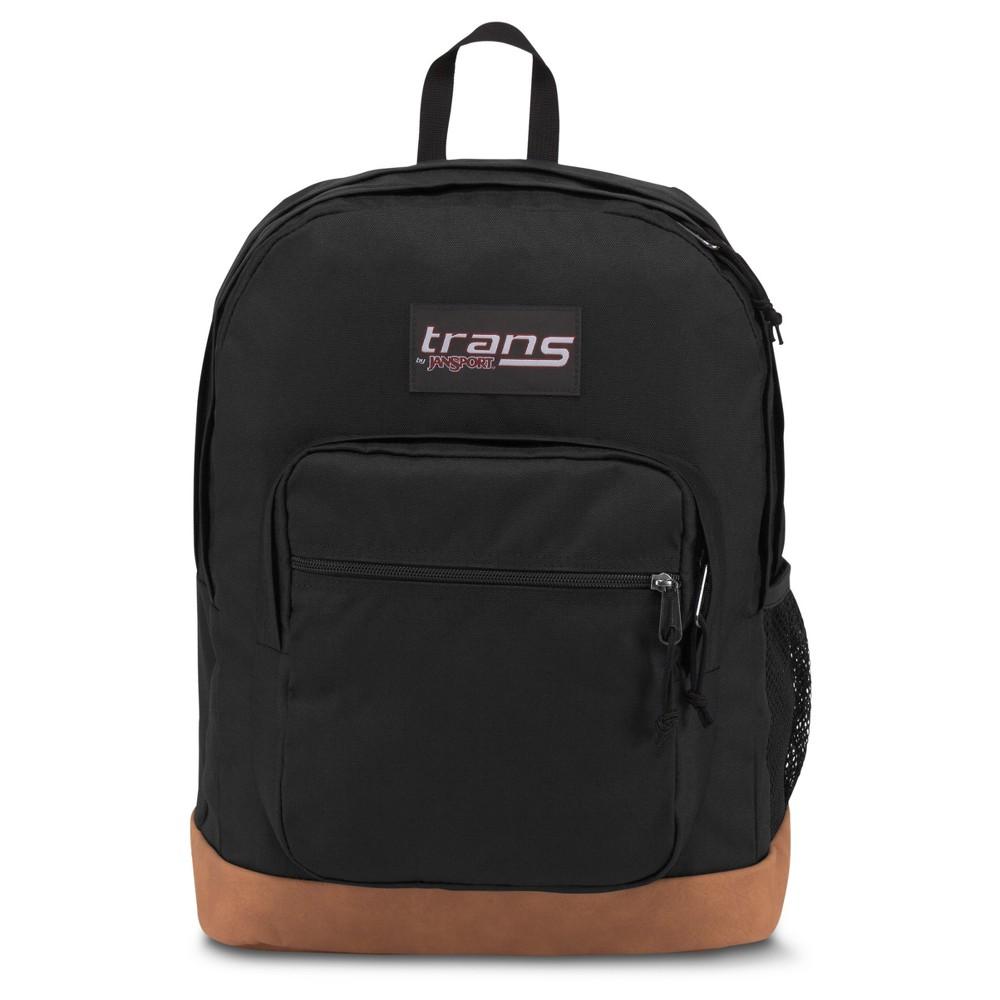 """Image of """"Trans by JanSport Super Cool 17"""""""" Backpack - Black"""""""