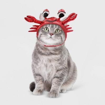 Crab Hat Cat Costume - Hyde & EEK! Boutique™
