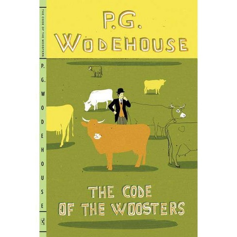 The Code of the Woosters - by  P G Wodehouse (Paperback) - image 1 of 1