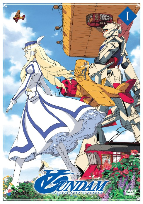 Gundam turn a:Dvd collection part 1 (DVD) - image 1 of 1