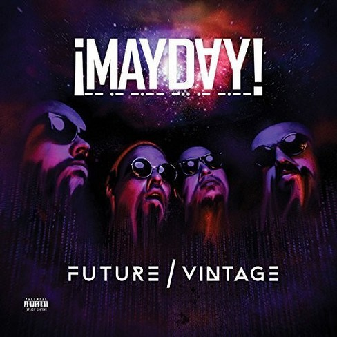 Mayday! - Future vintage [Explicit Lyrics] (CD) - image 1 of 1