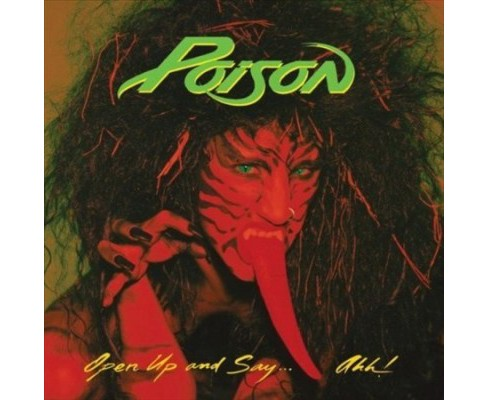 Poison - Open Up And Say Ahh (Vinyl) - image 1 of 1