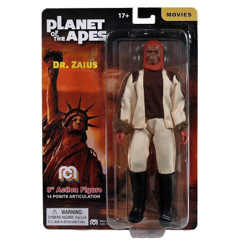 Mego Movie - Planet of the Apes Dr. Zaius Action Figure - image 1 of 4