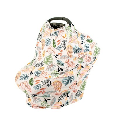 Bebe Au Lait 5-in-1 Nursing Cover - Tropicana