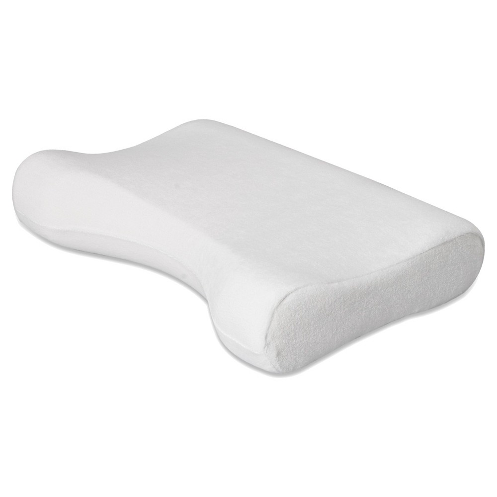 Image of Contour Products Cervical Pillow - White (Standard)