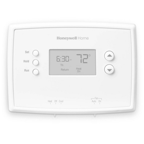 Honeywell Home 1-Week Programmable Thermostat - image 1 of 4