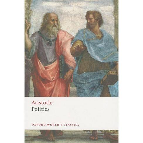 Politics - (Oxford World's Classics (Paperback)) (Paperback) - image 1 of 1