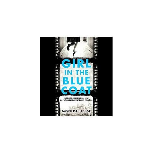 225677c92522 Girl In The Blue Coat   Includes Pdf (Unabridged) (CD Spoken Word ...