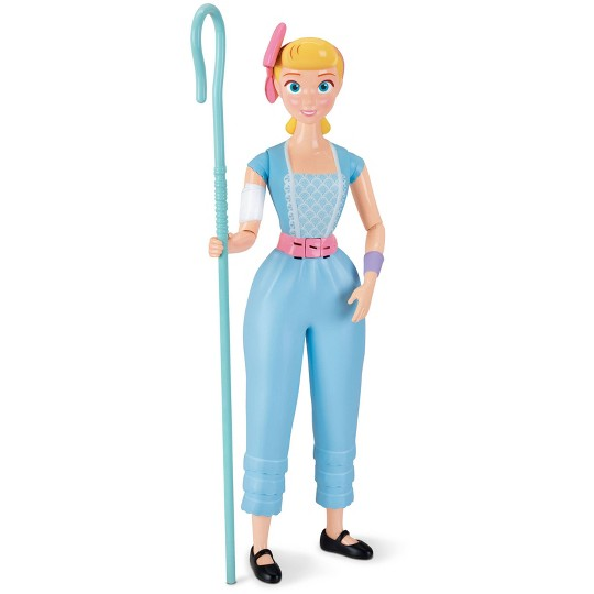 Disney Pixar Toy Story 4 Bo Peep Talking Action Figure image number null