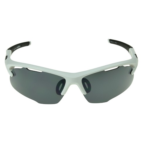 59013cf822 Men s Ironman Ironflex Polarized Semi-Rimless Wrap Sunglasses ...