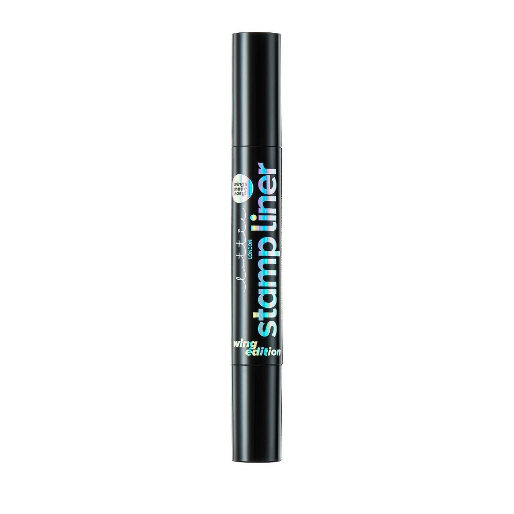 Image of Lottie London Stamp Liner: Wing Edition Black - 3.56ml