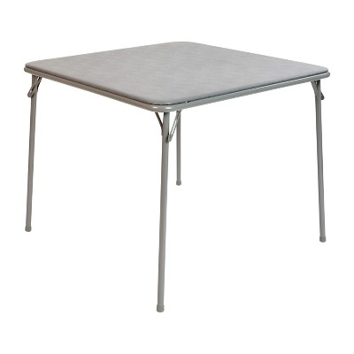 Flash Furniture Folding Card Table - Lightweight Portable Folding Table with Collapsible Legs