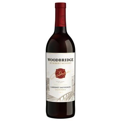 Woodbridge by Robert Mondavi Cabernet Sauvignon Red Wine - 750ml Bottle