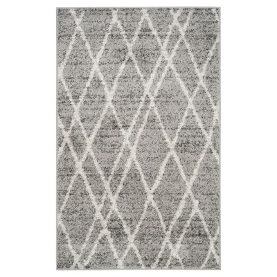 Adirondack Rug - Ivory/Silver - (3'x5')- Safavieh