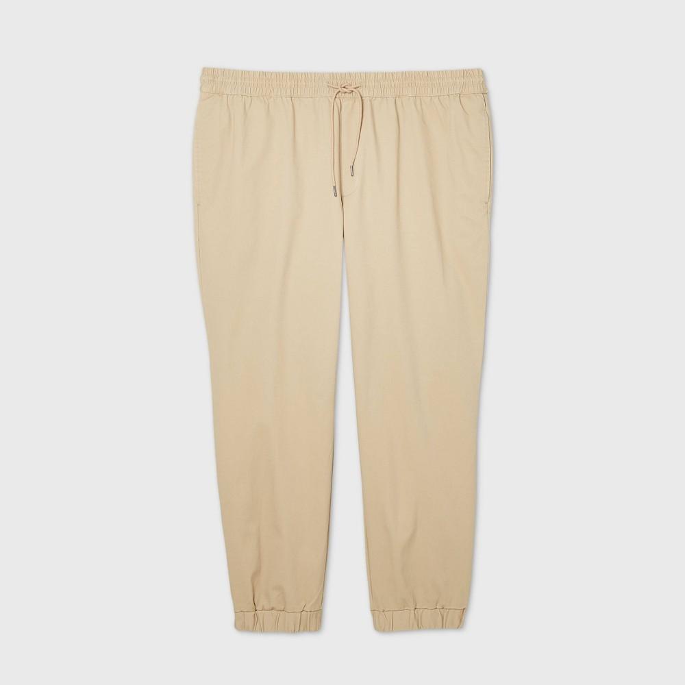 Reviews Men's Big & Tall Standard Fit E-waist Woven Jogger Pants - Original Use™