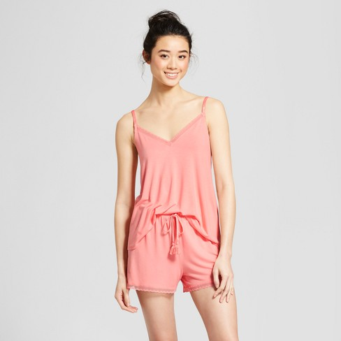 79bd015c88a3 Women s Total Comfort Tank and Shorts Pajama Set - Gilligan   O Malley™