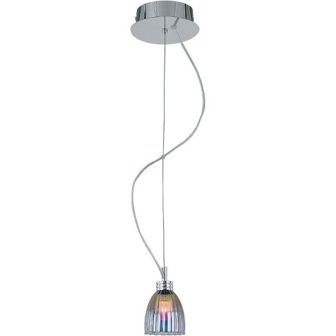 Lite Source LS-19861 Contemporary / Modern Single Light Down Lighting Mini Pendant from the Fantastico Collection - image 1 of 1