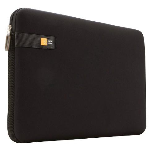 """Case Logic Laptop Sleeve 11"""" - Black (LAPS-111) - image 1 of 4"""