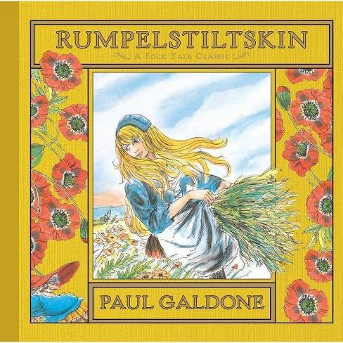 Rumpelstiltskin - (Folk Tale Classics) by  Paul Galdone (Hardcover) - image 1 of 1