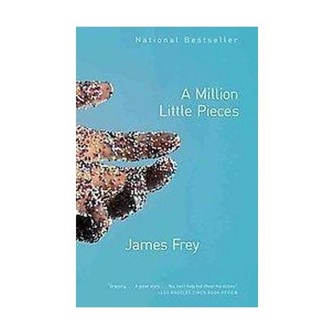 Million Little Pieces ( Oprah's Book Club) (Paperback) by James Frey - image 1 of 1