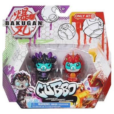 Bakugan Legendary Battles 2Pack Cubbo Edition
