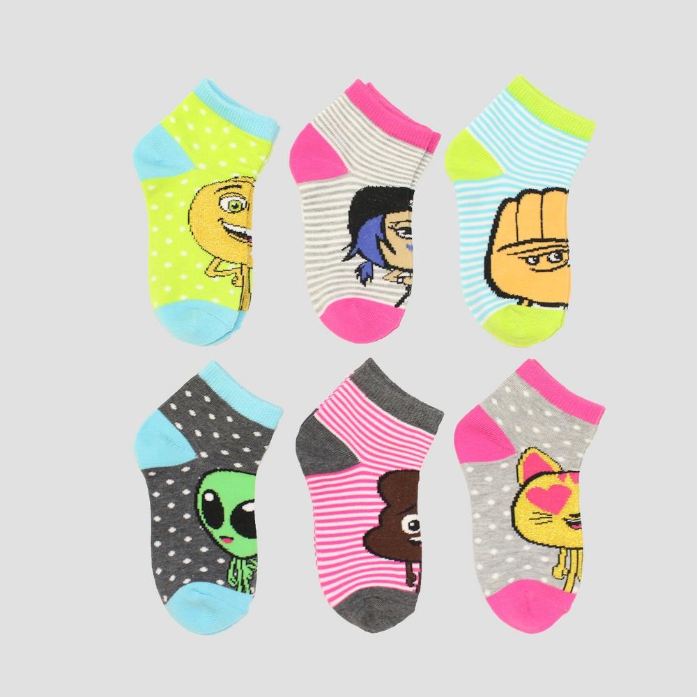 Girls' Emoji Ballet slippers - Green M