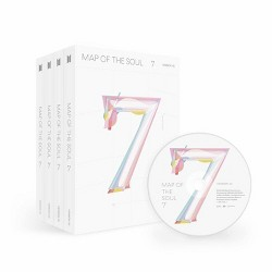 BTS - Map Of The Soul: 7 (CD)