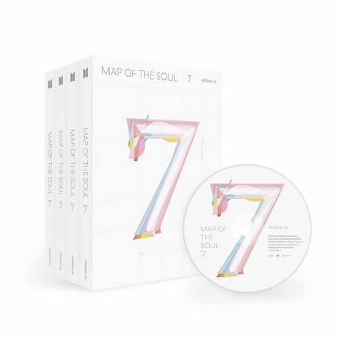 BTS - Map Of The Soul: 7 (CD) - image 1 of 2
