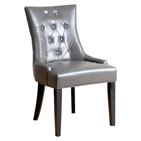 Napa Leather Dining Chair - image 1 of 4