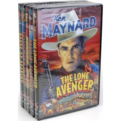 Ken Maynard Western Classics Volume 2 (DVD) - image 1 of 1