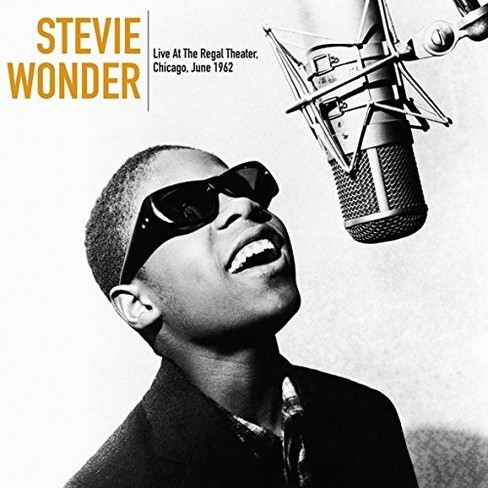 Stevie Wonder - Live At The Regal Theater Chicago Jun (Vinyl) - image 1 of 1