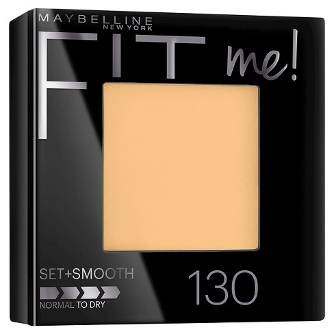 Maybelline® FIT ME!® Set + Smooth Powder - image 1 of 3