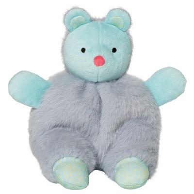 """Manhattan Toy Cherry Blossom Days Izzy Soft Baby Plush Bear, 8"""""""