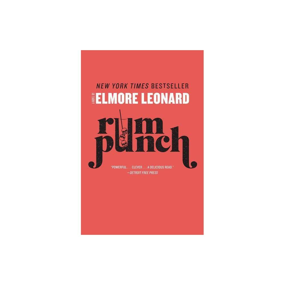 Rum Punch By Elmore Leonard Paperback