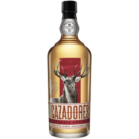 Cazadores Anejo Tequila - 750ml Bottle - image 1 of 1