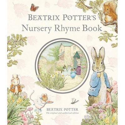 Beatrix Potter's Nursery Rhyme Book R/I - (Peter Rabbit) (Hardcover)