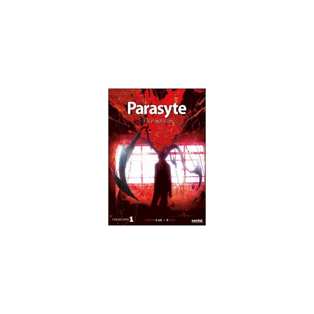 Parasyte:Maxim Collection 1 (Dvd)