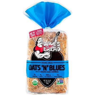 Dave's Killer Bread Organic Blues Bread - 17oz