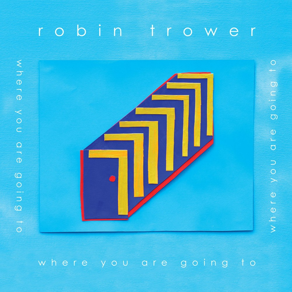 Robin Trower - Where You Are Going To (Vinyl)
