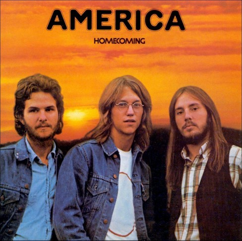 America - Homecoming (Vinyl) - image 1 of 3