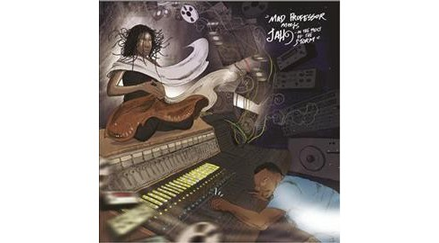 Mad Professor - Mad Professor Meets Jah9 In The Midst (CD) - image 1 of 1